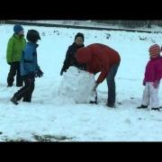Snehuliaci zo školy